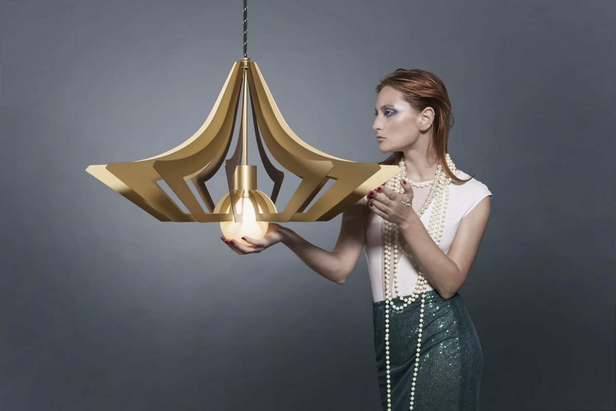 JSPR Beaudine II Hanglamp Exclusief Dutch Design 4