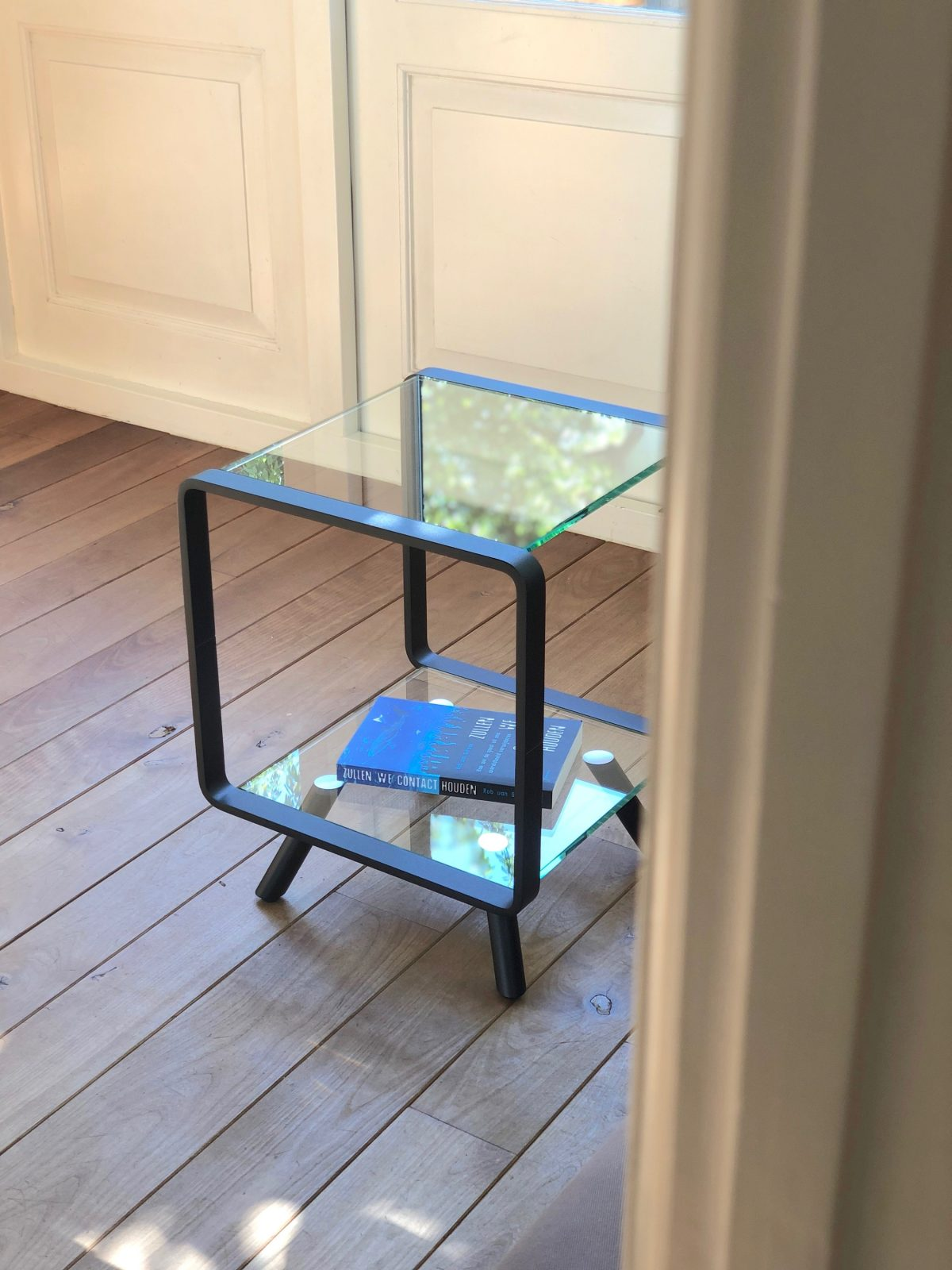 JOSHH& Double O SIDE TABLE 380 X 380 X 470 Interior By Frans Van Rens
