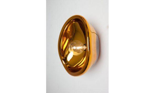 Aurum wandlamp goud