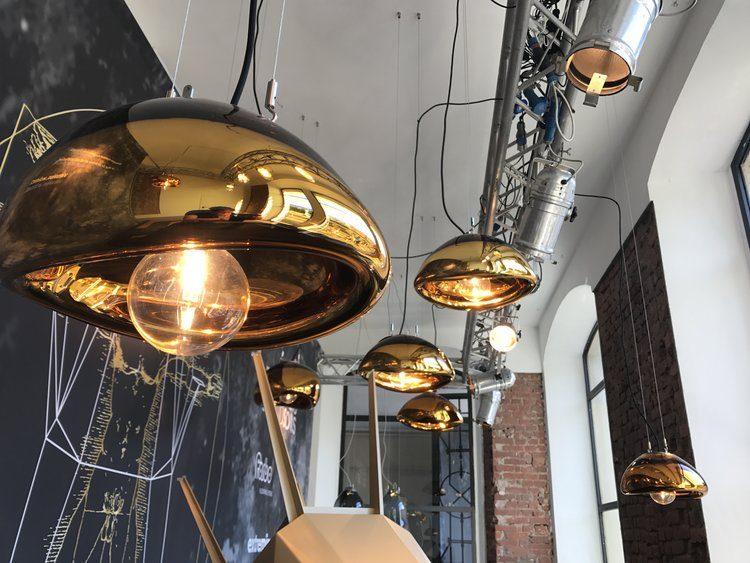 Aurum hanglamp goud