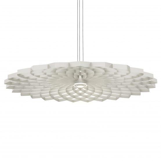 JSPR Dahlia Hanglamp L Silver Zilver Dutch Design