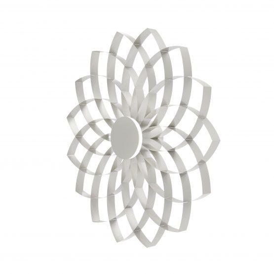 JSPR Dahlia Wall Silver ON Wandlamp Zilver Luxe Verlichting