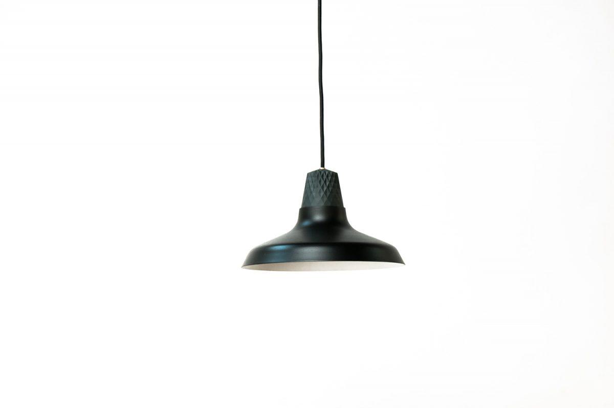 Patrick Hartog Lozenge Shade Black Small Unieke Hanglamp Project Dutchdesign