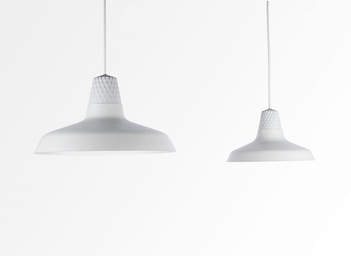 Patrick Hartog Lozenge Shades White 2sizes Projectverlichting Dutchdesign