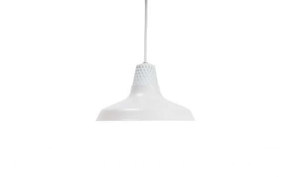 Lozenge Shade Small white