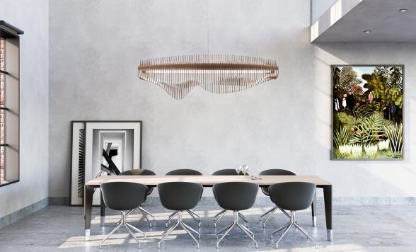Gausta hanglamp M180