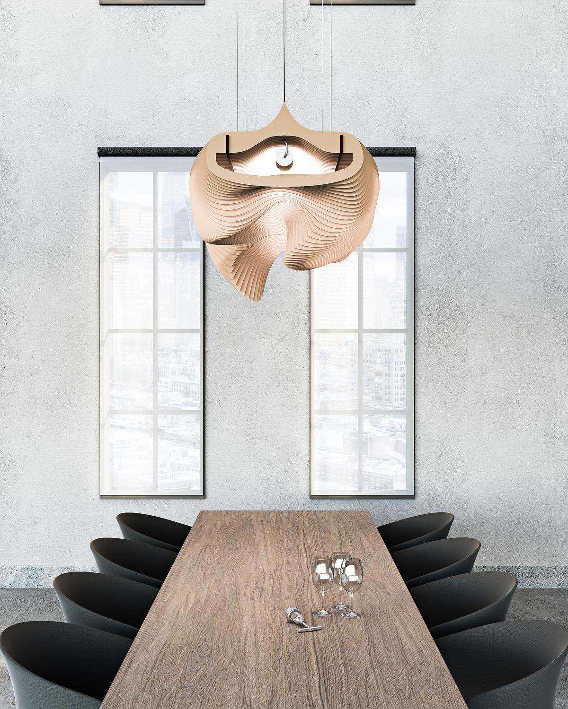 Elpee Design Gausta Hanglamp Luxe Projectverlichting Gimmii