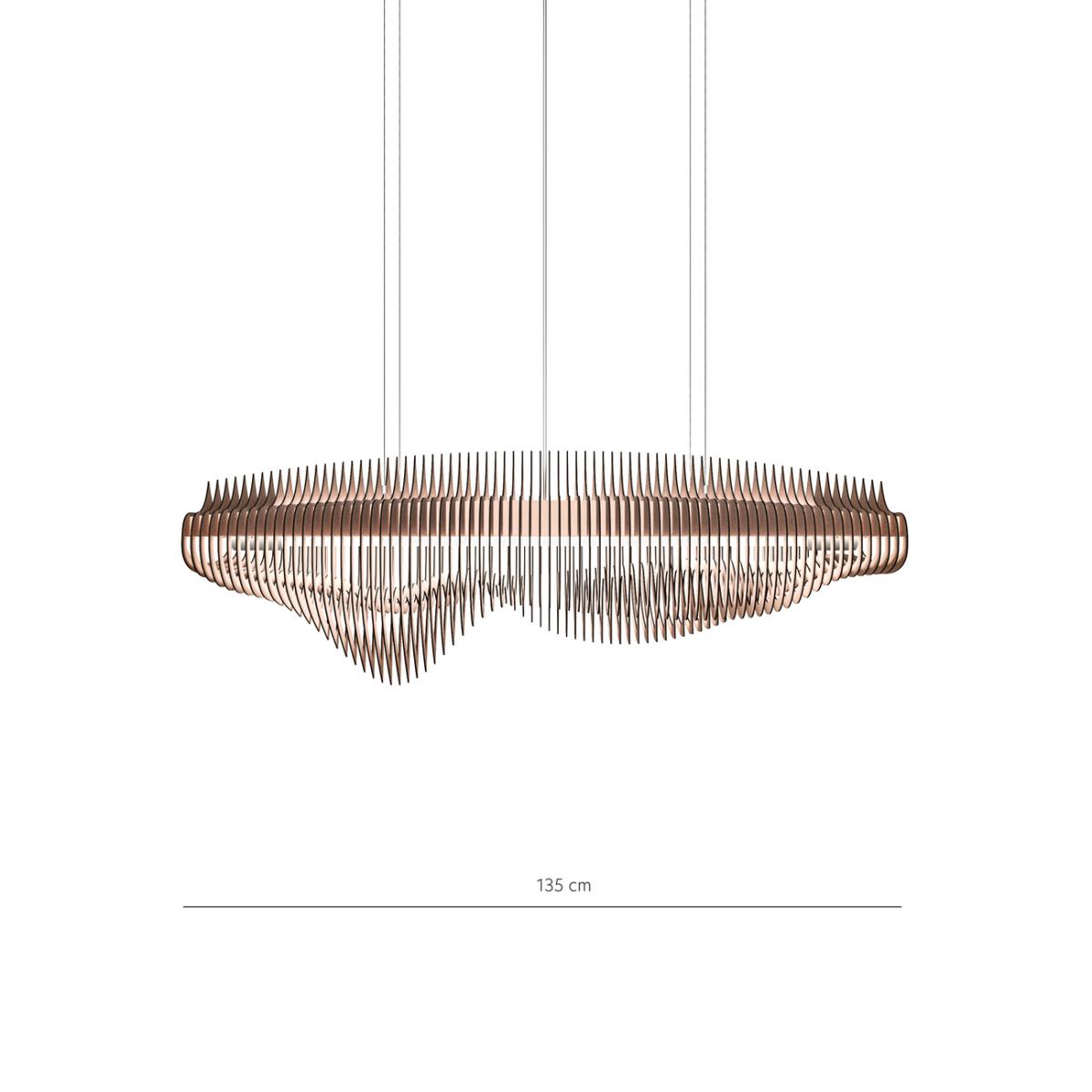 Gausta Hanglamp M 135cm Elpee Design Exclusieve Dutch Design Verlichting Gimmii
