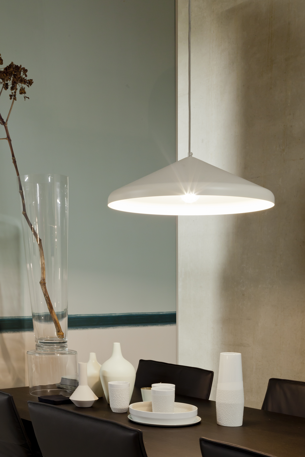 Lloop XL Lamp White Hanglamp Groot Wit Styling By Bregje Nix En Marjolein Vonk Image By Vij5 20