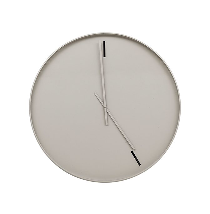Boring Clock Space Encounters Lensvelt Dutch Design Online Office Home