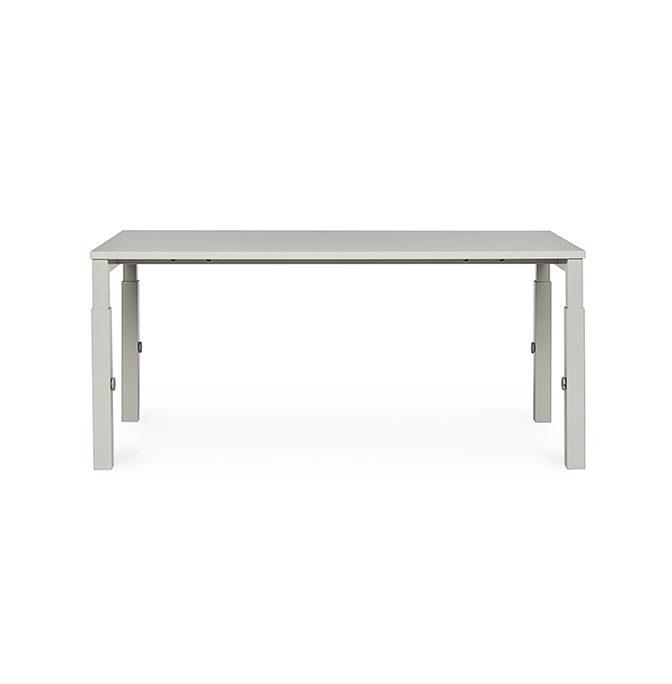 Boring Height Adjustable Desk Space Encounters Lensvelt 1