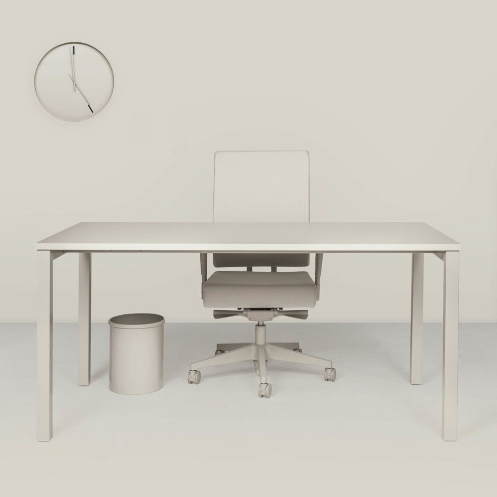 Boring Desk Bureau Lensvelt Dutch Design Online Office