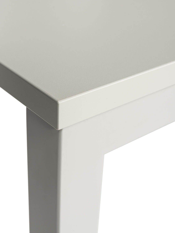 Boring Desk Lensvelt Bureau Blad Detail Grijs Dutch Design Online