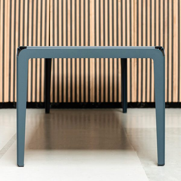 Weltevree Bended Table Grey Blue Tafel Grijsblauw Interieur Design