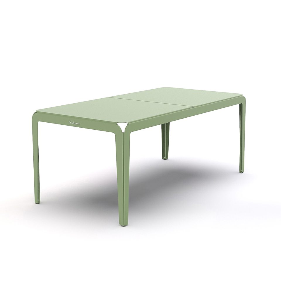 Bended table buitentafel