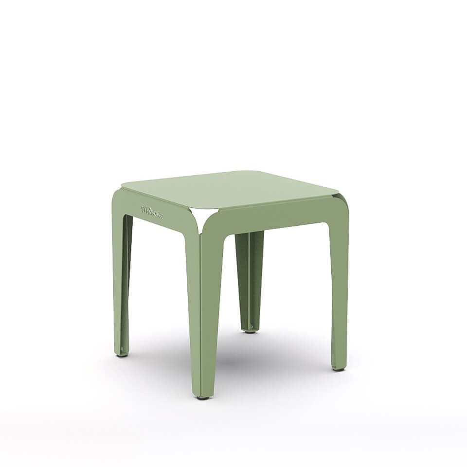 Bended stool