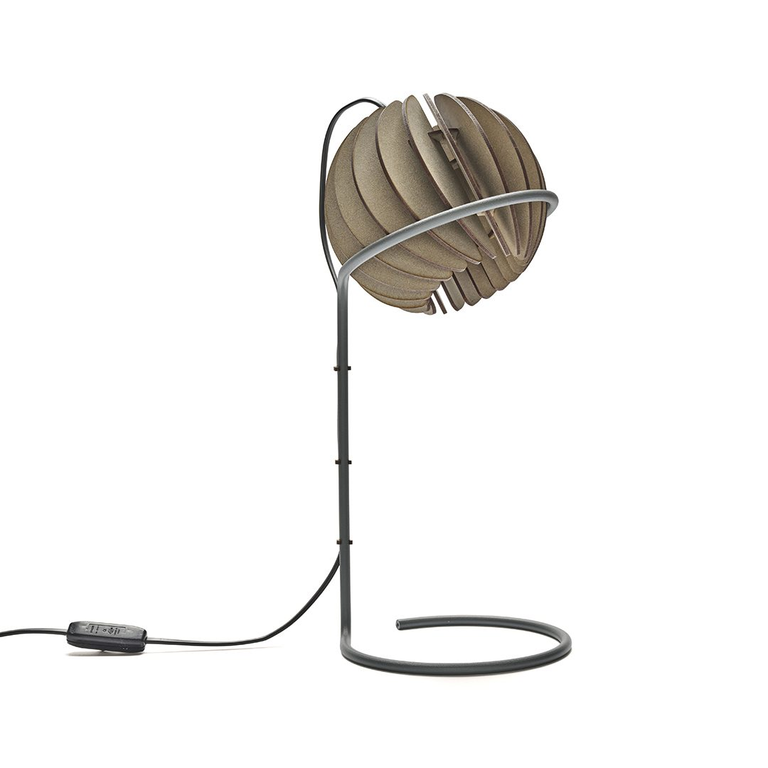 Atmosphere Bureaulamp Grijs Desk Lamp Soft Grey Tafellamp Dutch Design