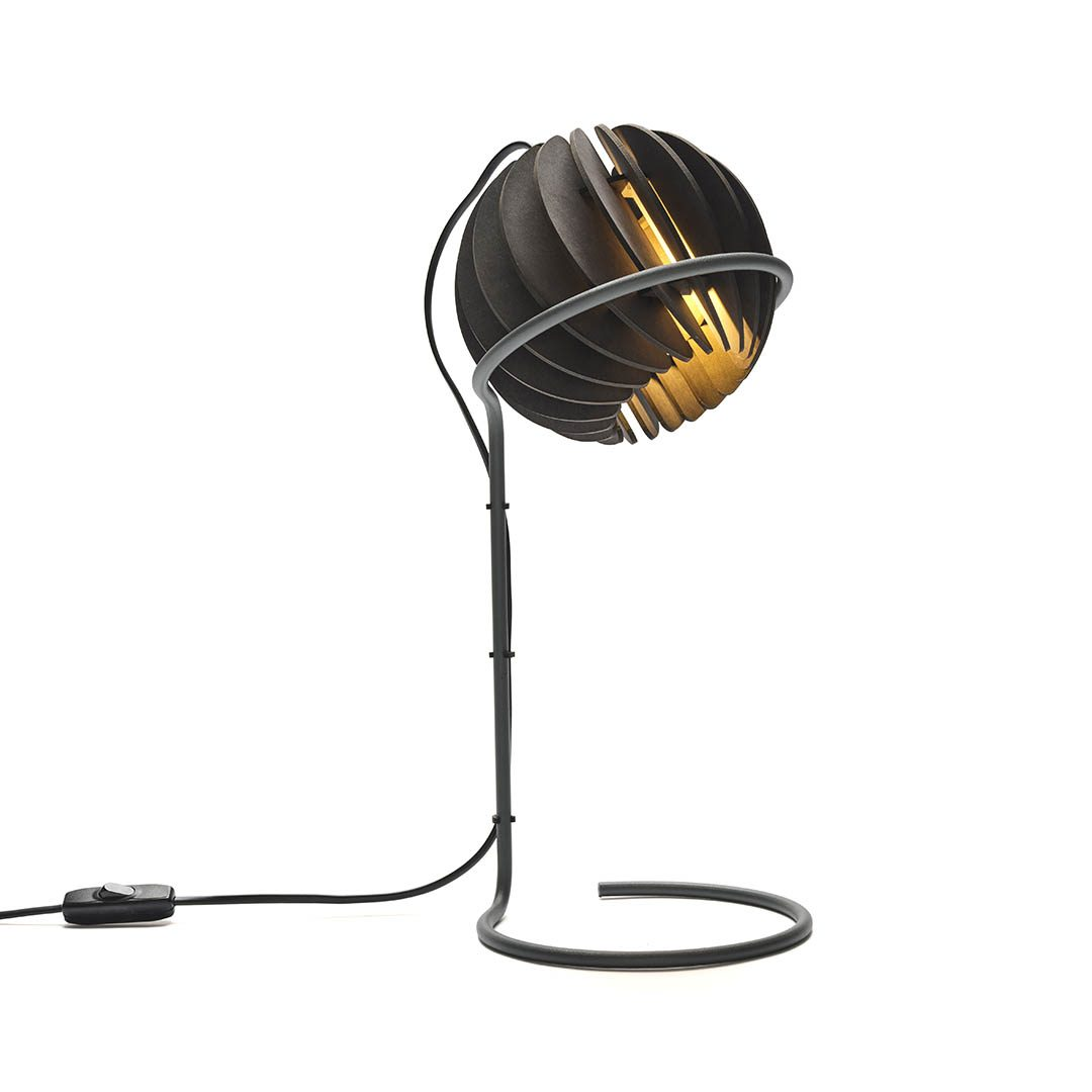 Atmosphere Bureaulamp Zwart Desk Lamp Black Dutch Design Online Gimmii