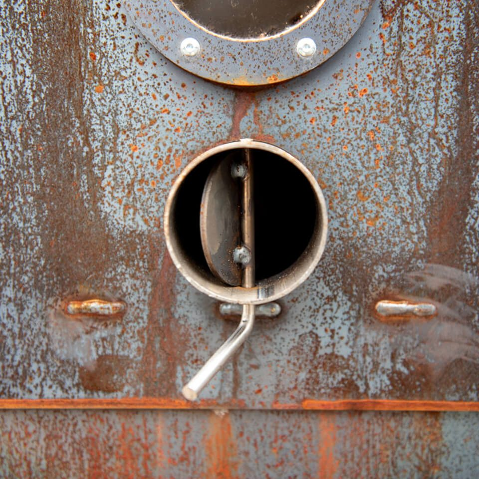 Outdooroven Door Extra Deur Detail