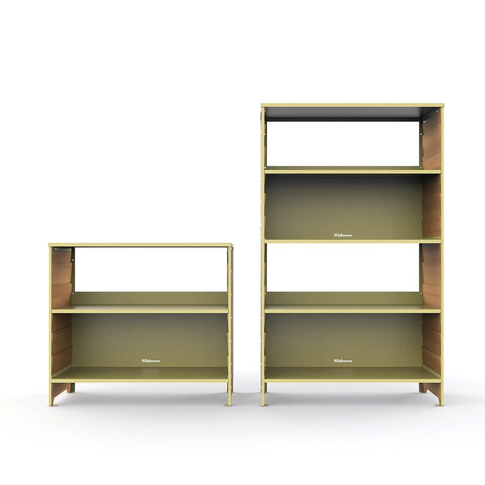 Rabat Shelving Weltevree High Low Outdoor Kast