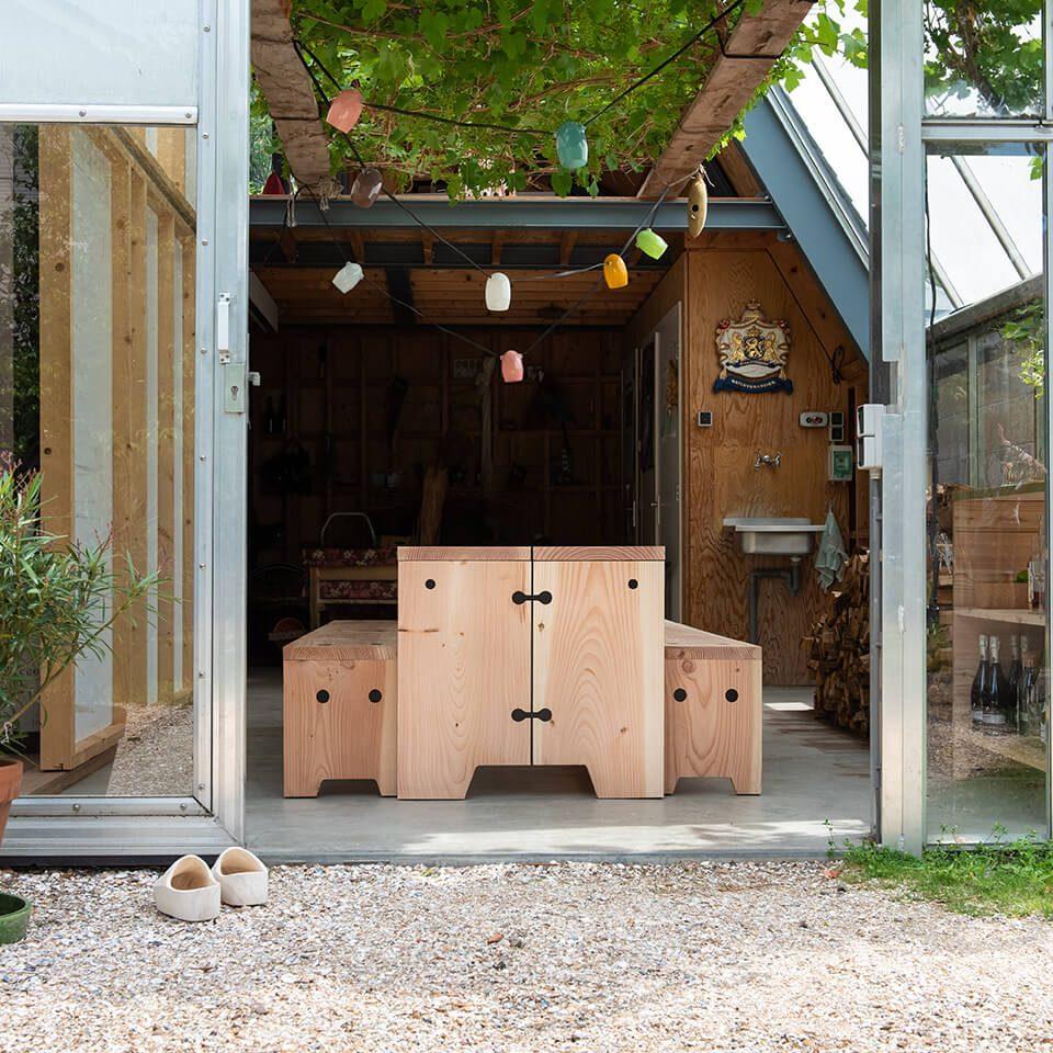 Stringlight Dutch Design Verlichting Boven Tafel