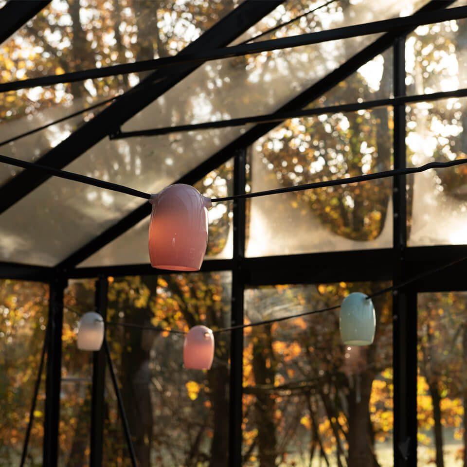 Stringlight Verlichting Mondgeblazen Glas