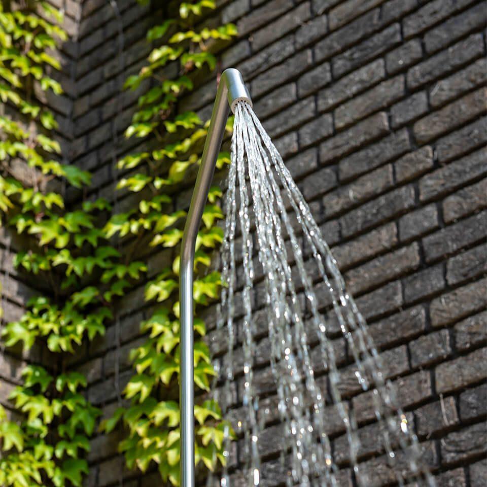 Weltevree Serpentine Shower Water Outdoor Douche Dutch Design