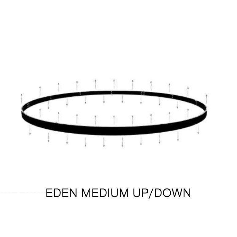 Eden Medium Up Down