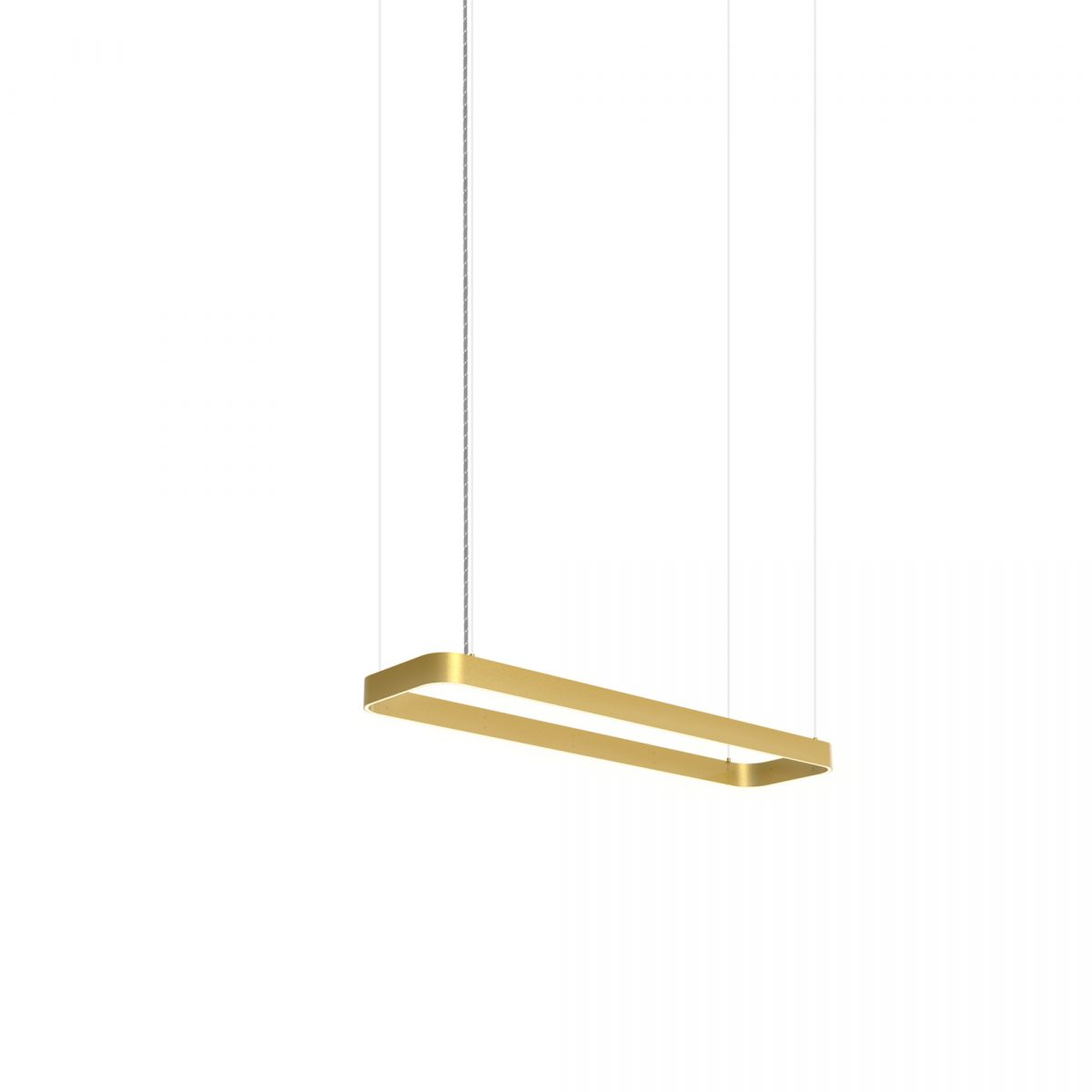 JSPR Eden 25×100 Gold Rectangle