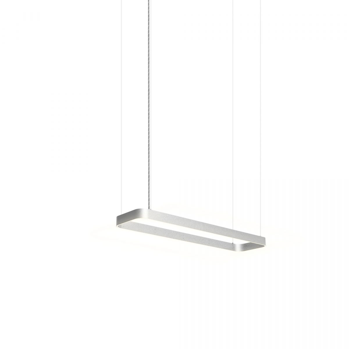 JSPR Eden 25×100 Silver Rectangle