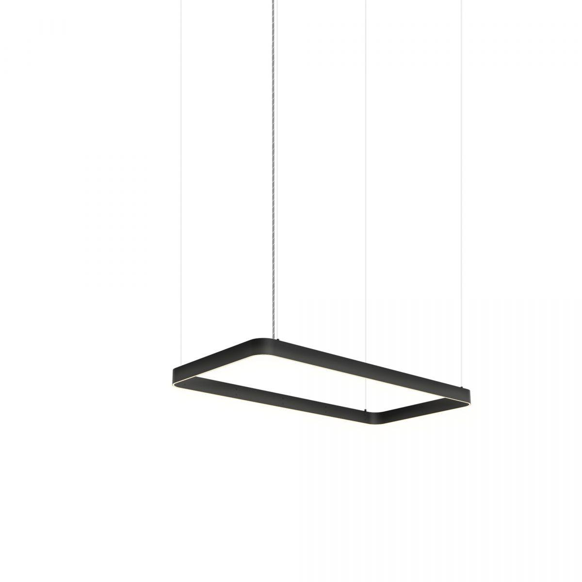 JSPR Eden 50×100 Black Rectangle