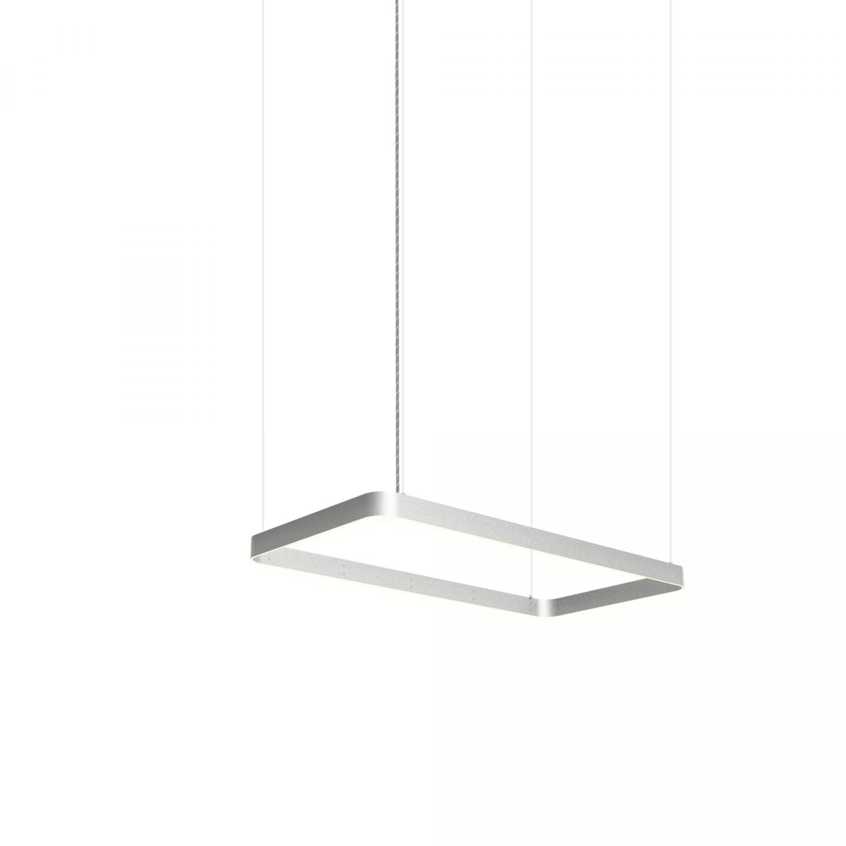 JSPR Eden 50×100 Silver Rectangle