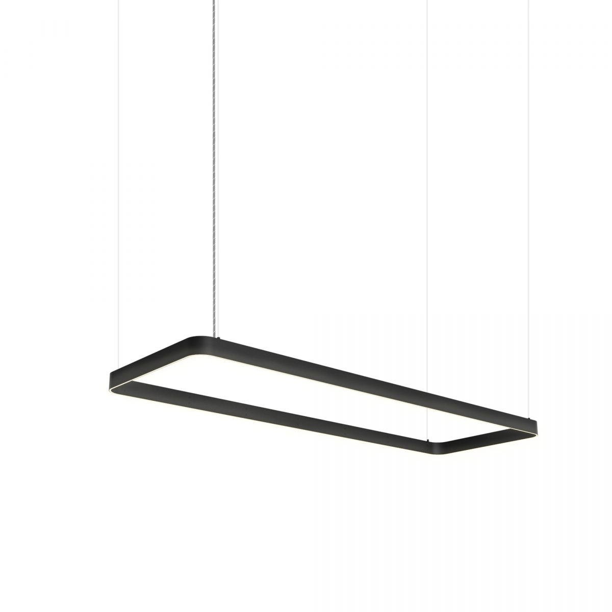 JSPR Eden 50×150 Black Rectangle