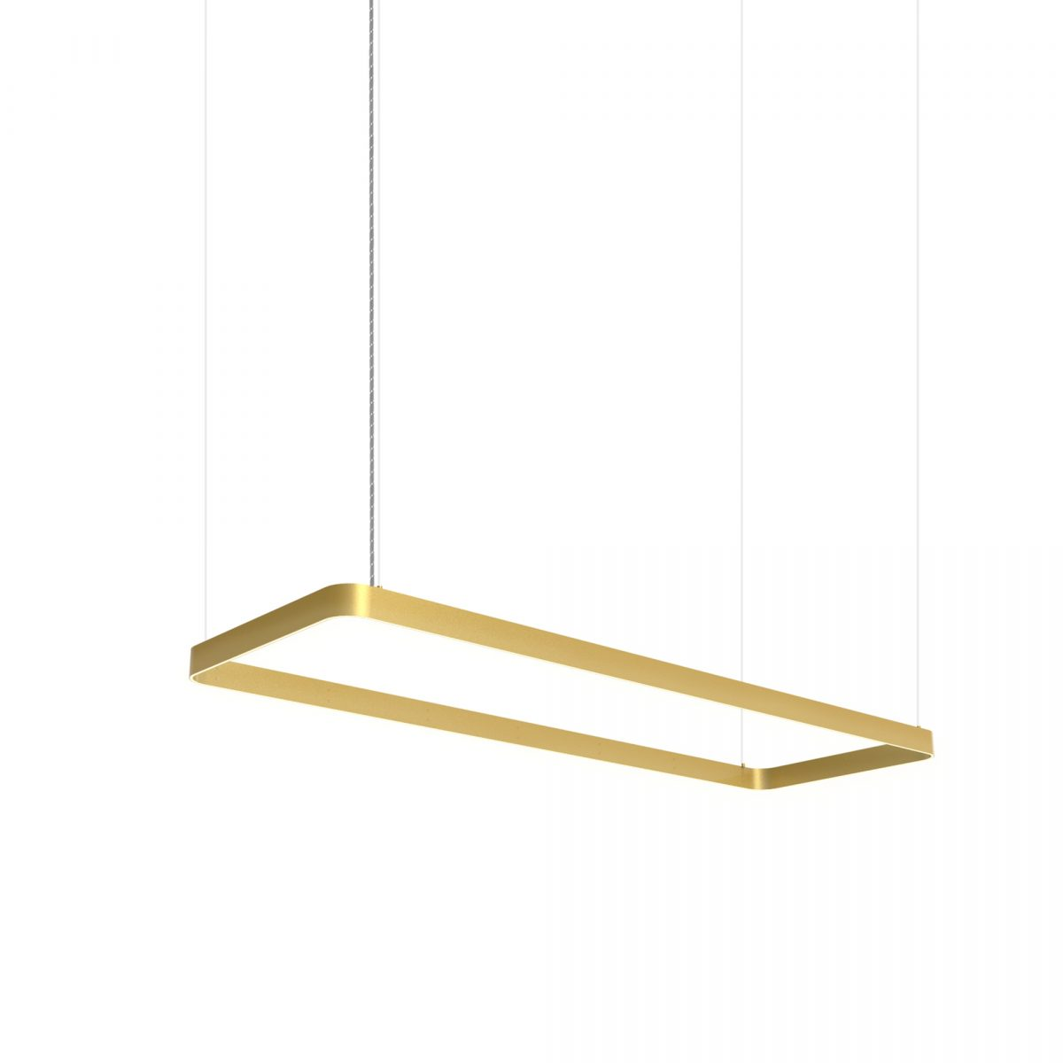 JSPR Eden 50×150 Gold Rectangle