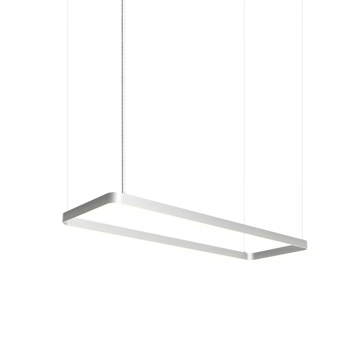 JSPR Eden 50×150 Silver Rectangle