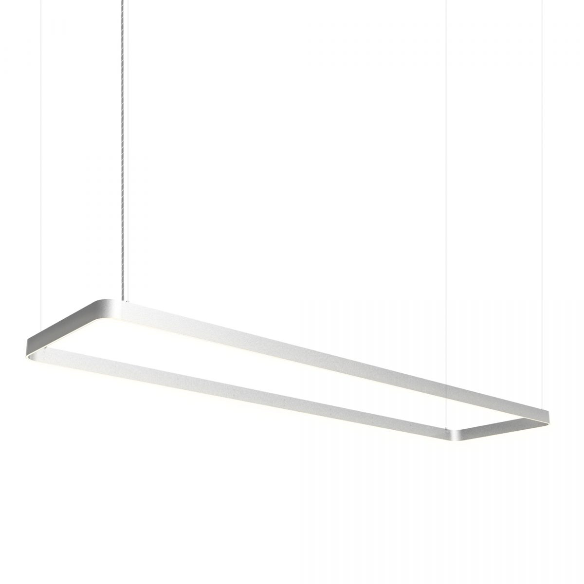 JSPR Eden 50×200 Silver Rectangle