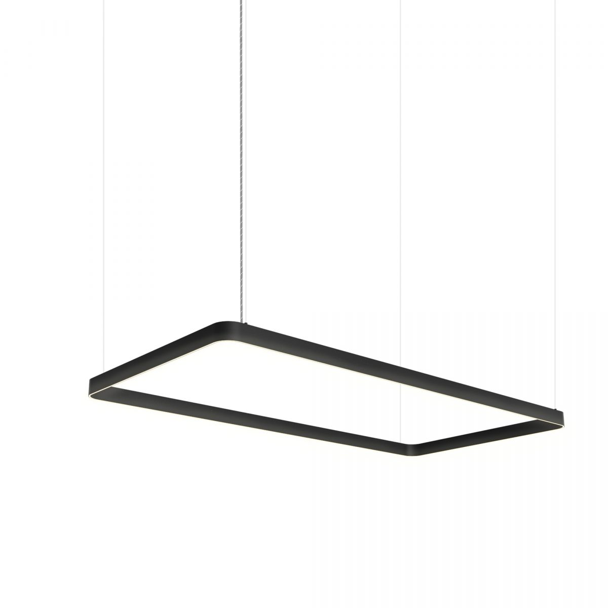 JSPR Eden 75×150 Black Rectangle