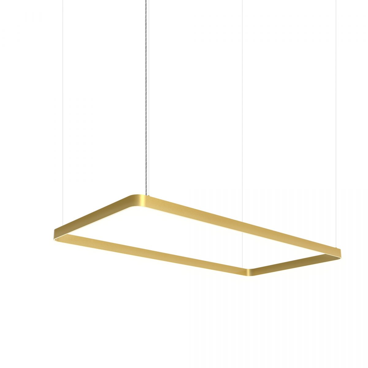 JSPR Eden 75×150 Gold Rectangle