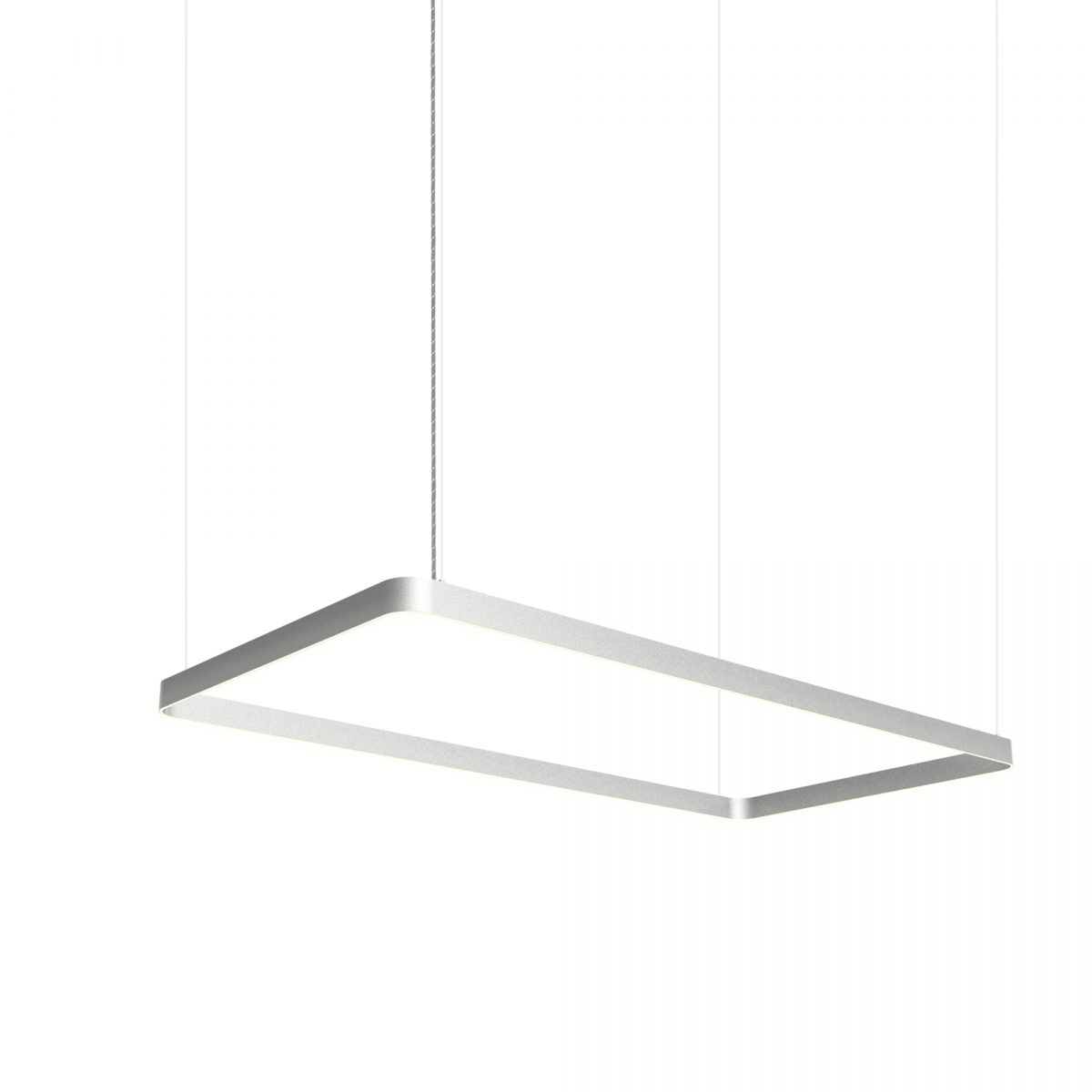 JSPR Eden 75×150 Silver Rectangle
