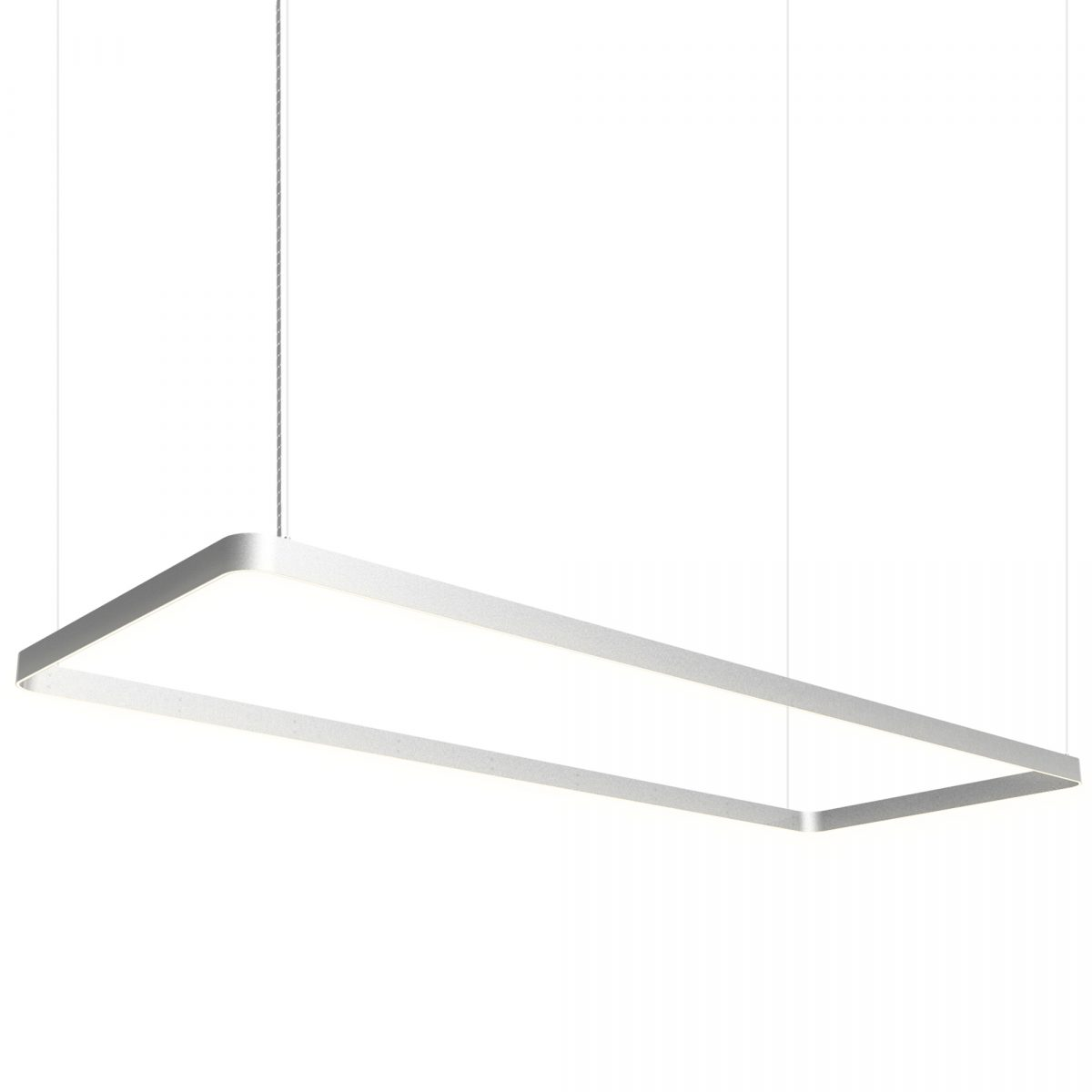 JSPR Eden 75×200 Silver Rectangle