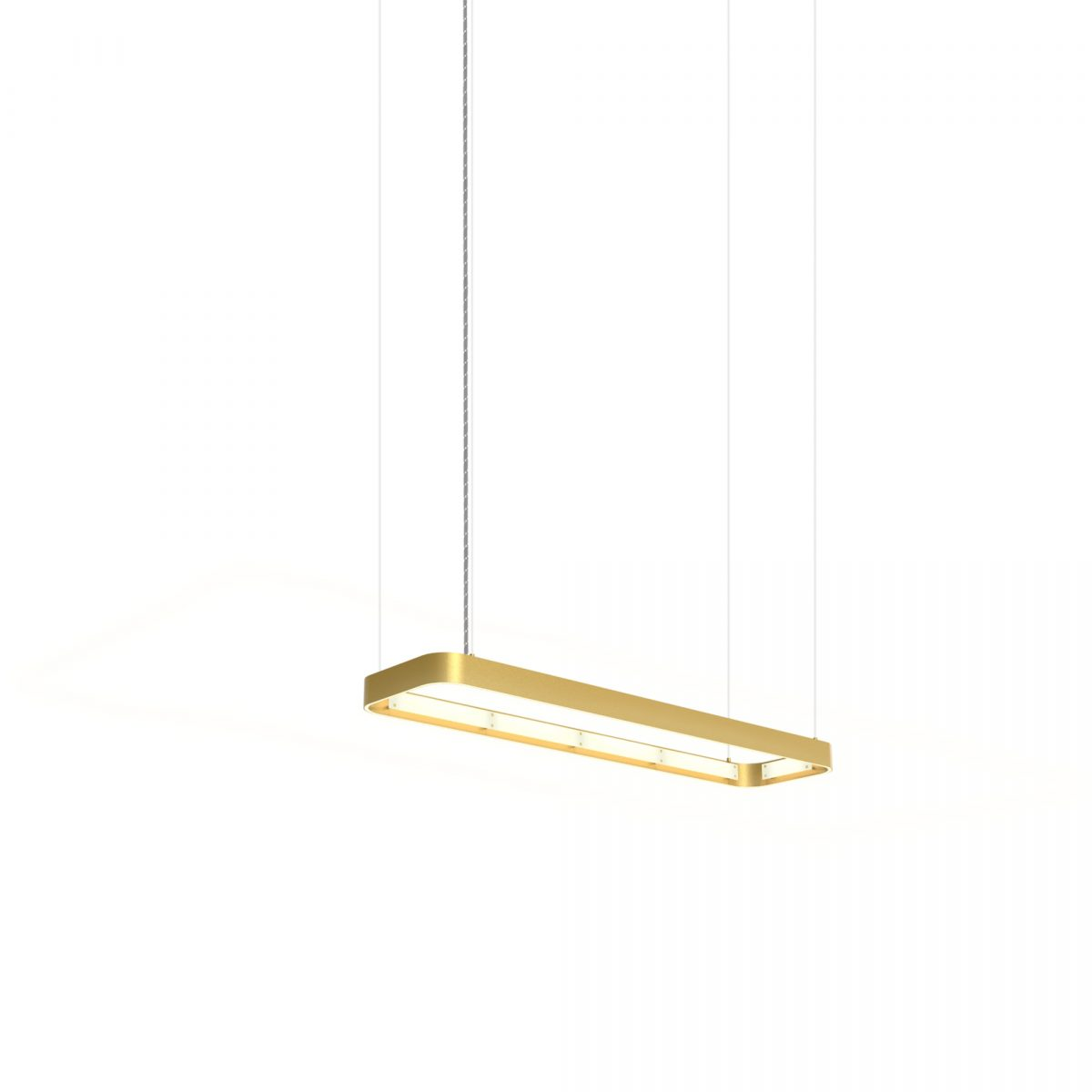 JSPR Eden Deco 25×100 Gold Rectangle