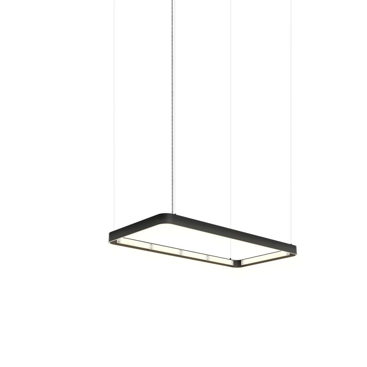 JSPR Eden Deco 50×100 Black Rectangle