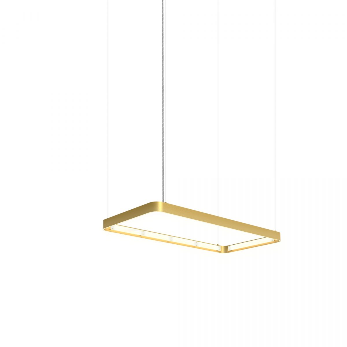 JSPR Eden Deco 50×100 Gold Rectangle