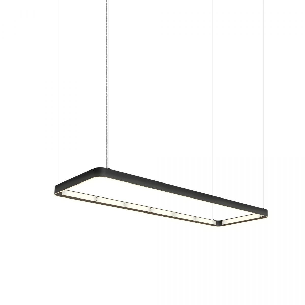 JSPR Eden Deco 50×150 Black Rectangle