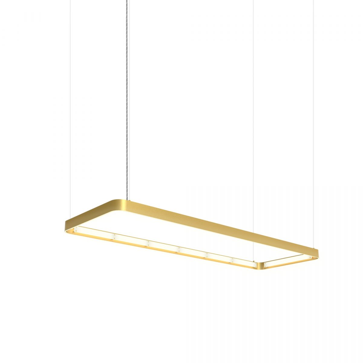 JSPR Eden Deco 50×150 Gold Rectangle