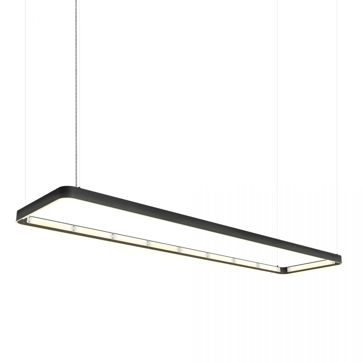 JSPR Eden Deco 50×200 Black Rectangle