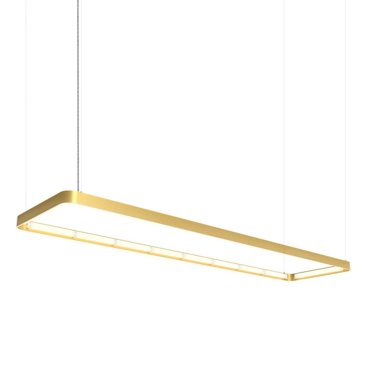 JSPR Eden Deco 50×200 Gold Rectangle