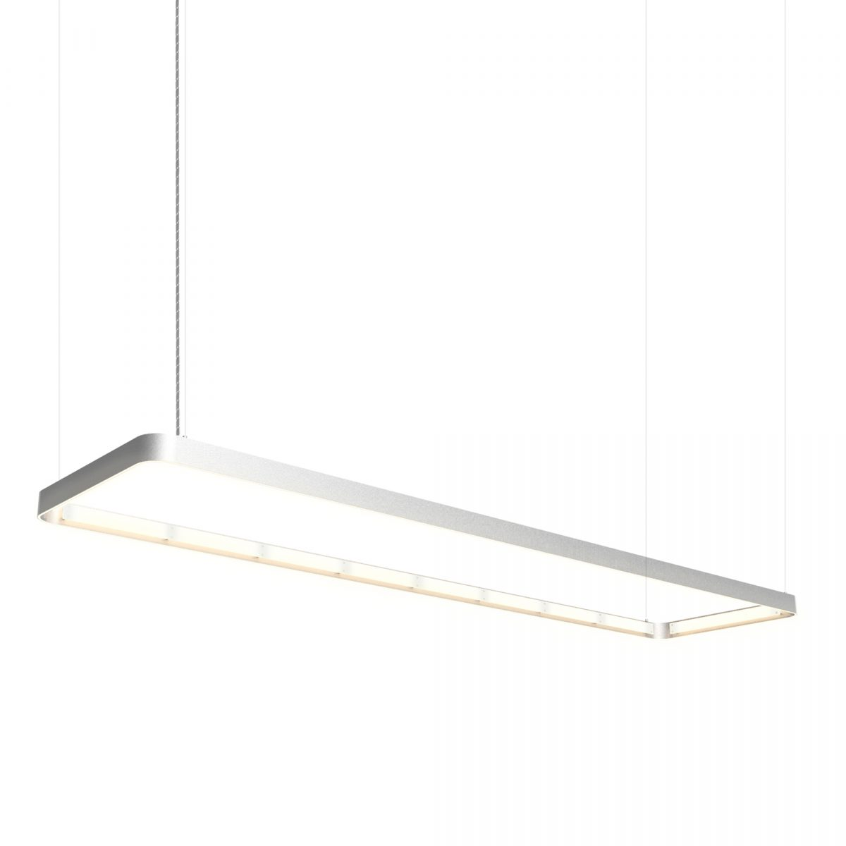 JSPR Eden Deco 50×200 Silver Rectangle