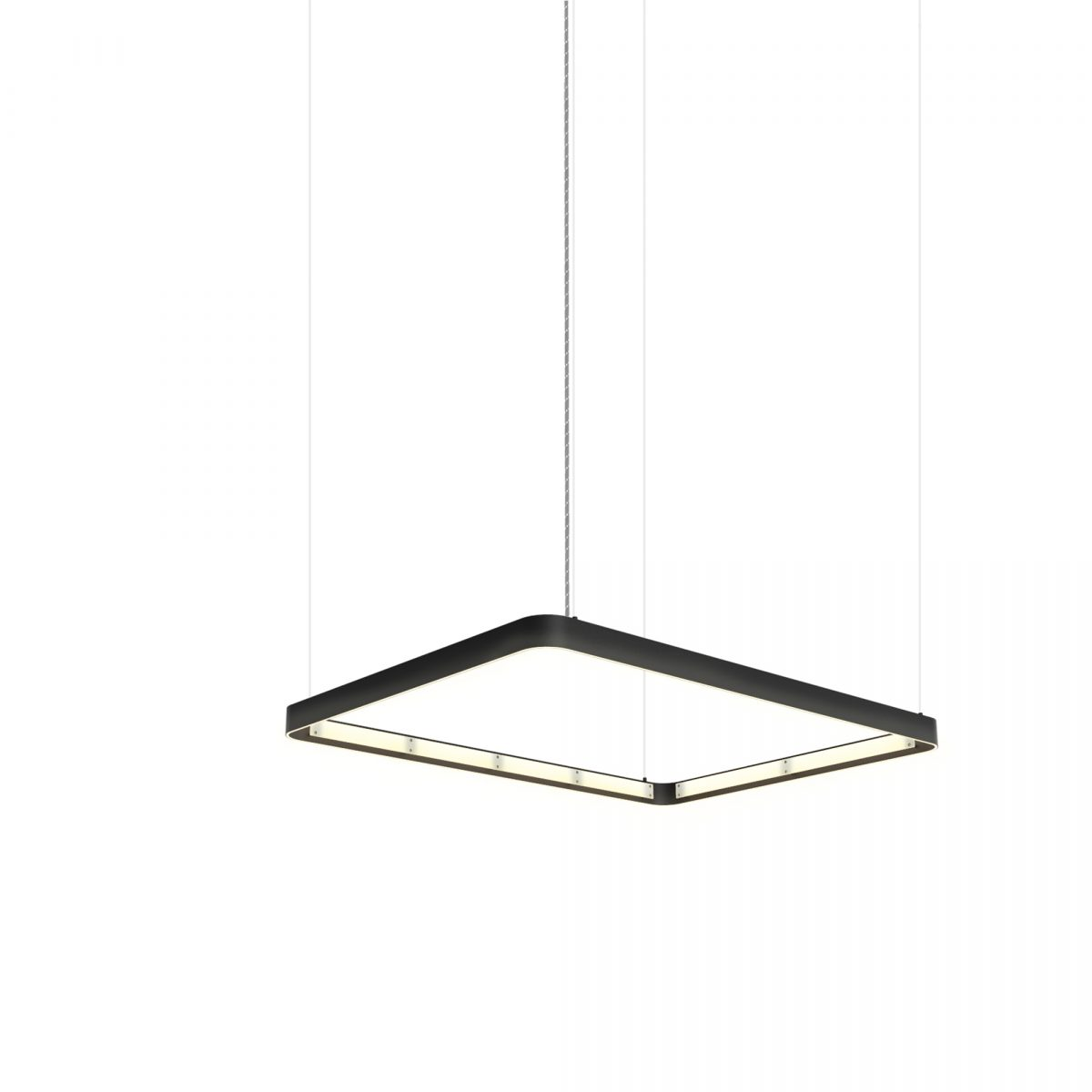 JSPR Eden Deco 75×100 Black Rectangle