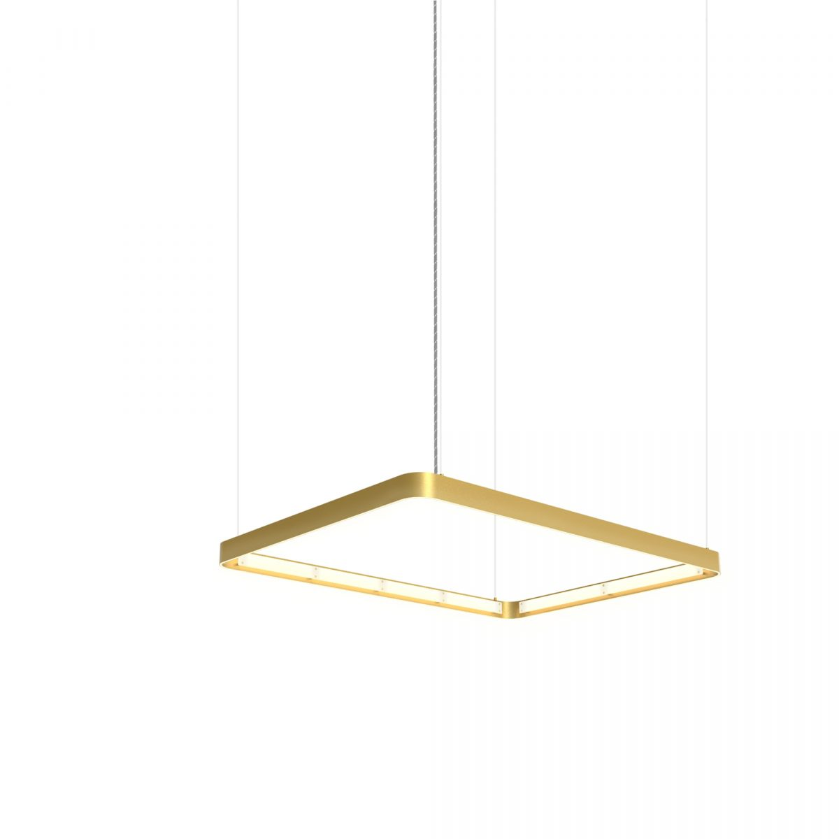 JSPR Eden Deco 75×100 Gold Rectangle